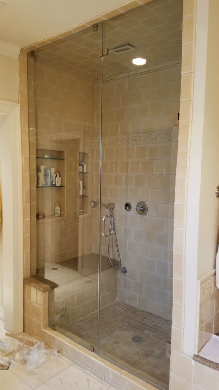 Shower Doors/Enclosures - Dallas Glass and Mirror